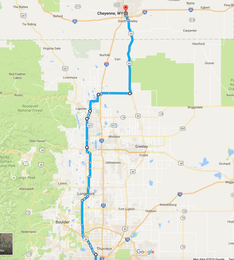 BikeRoute_DenvertoCheyenne