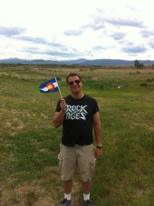 Me five years ago, when preparing to move to Colorado