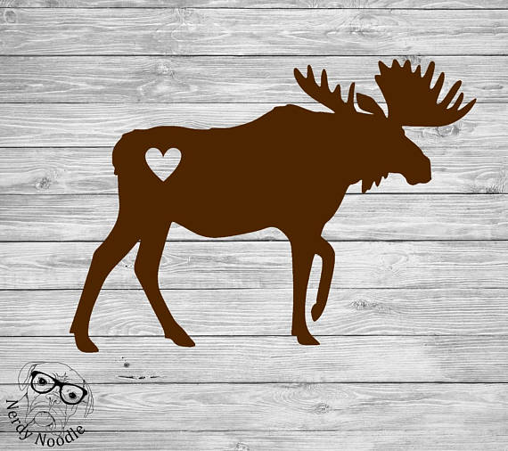 Moose_Decal