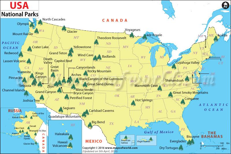usa-national-park-map